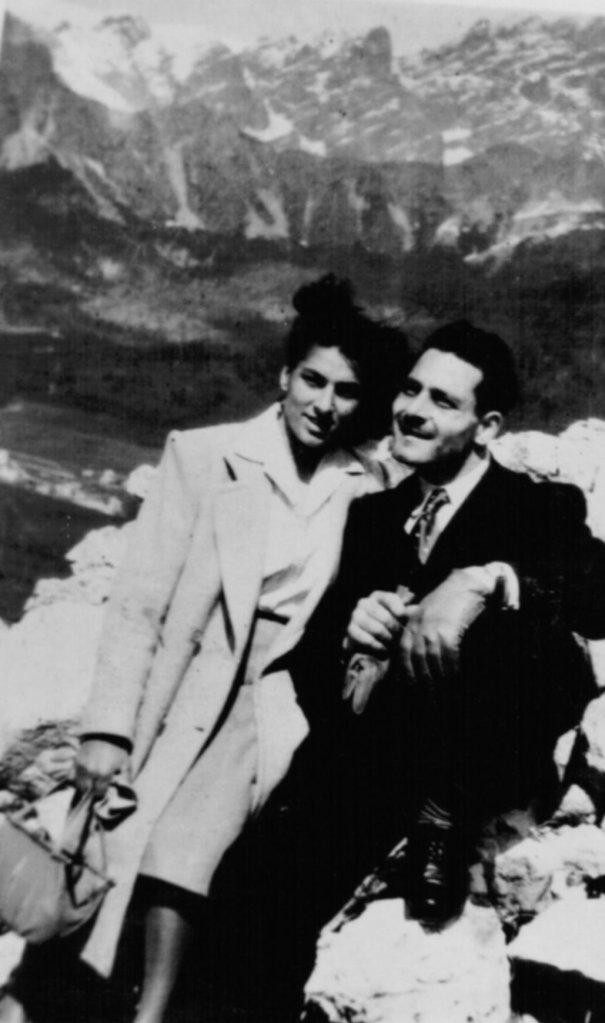 Nonno & Nonna - 24 04 1948